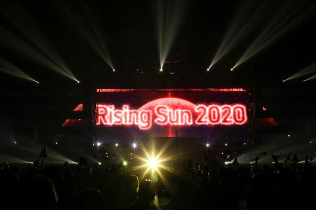 画像: EXILEが最新ツアーで新しい「Rising Sun」披露! 聖火リレーを盛り上げる2020年バージョン
