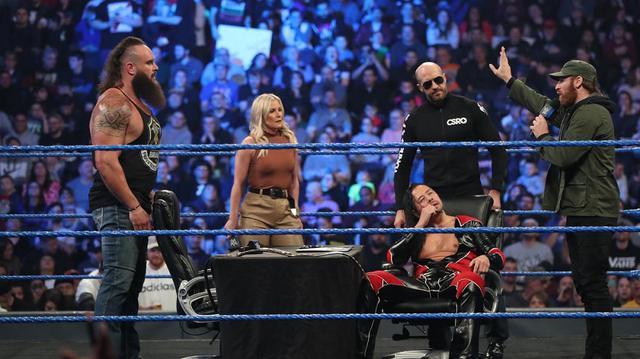 画像: 3・8 PPVで中邑&セザーロ&ゼインvsストローマンの3対1ハンディキャップIC王座戦【WWE】