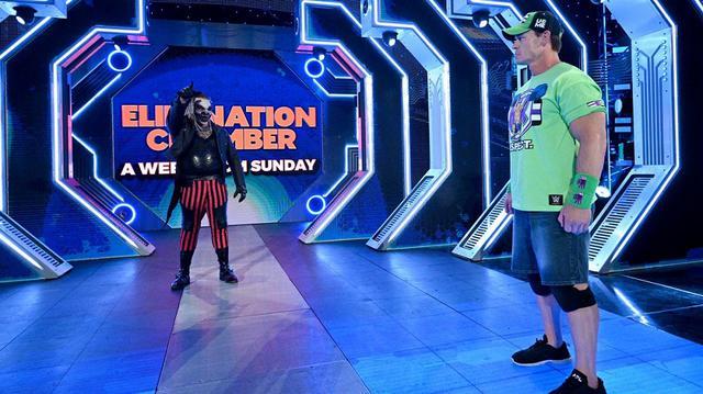 """画像: 「レッスルマニア36」でシナvs""""ザ・フィーンド""""の一戦が決定【WWE】"""