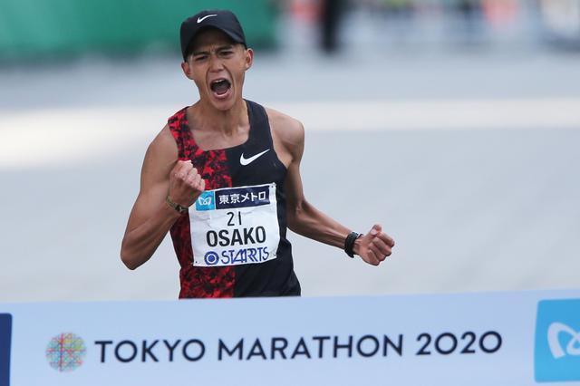 画像: 大迫傑が日本新で4位!五輪代表へと大きく前進 東京マラソン2020