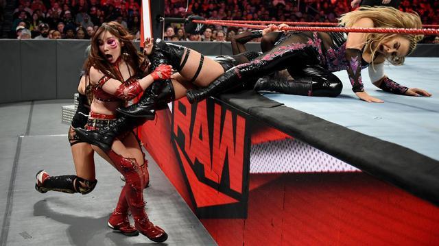 画像: 王者カブキ・ウォリアーズが再始動。ナタリア&リブを一蹴【3・9 WWE】