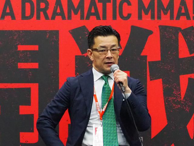 画像: RIZINの榊原CEO「夏に格闘技のメガイベントを開催したい」