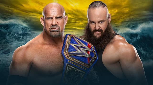 画像: レッスルマニアのユニバーサル王座戦がゴールドバーグvsブラウン・ストローマンに変更【WWE】
