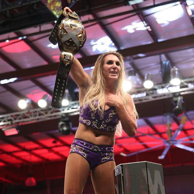 画像: シャーロットがリアを破ってNXT女子王座返り咲き【WWE レッスルマニア】