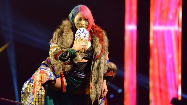 画像: 王座陥落のアスカがロウ・オープニング戦で再始動【WWE】