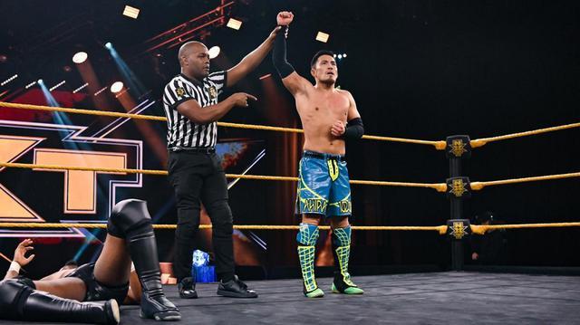 画像: クルーザー級王座奪還目指す戸澤がトーナメント初戦制す【WWE NXT】