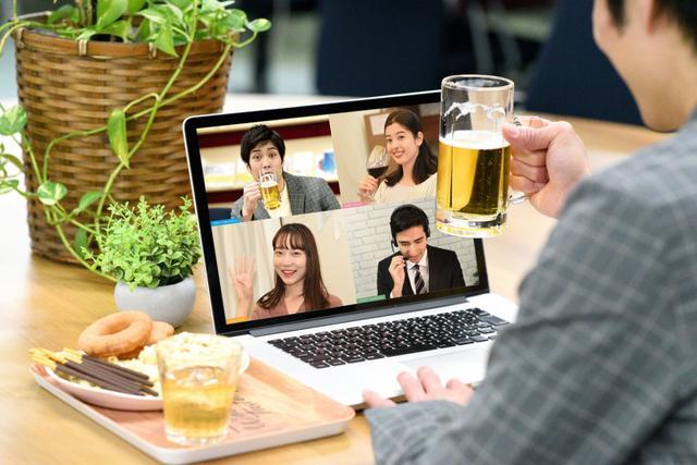 画像: やっぱり誰かと一緒がいい! 外出自粛で広がるオンライン交流は料理から合コンまで