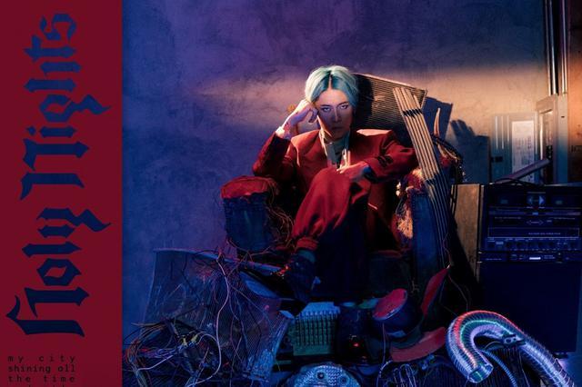画像: MIYAVI「魂込めて作りました」! 最新アルバム『Holy Nights』をリリース