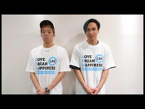 画像: 『ダンスで日本を元気に!夢の課外授業 SPECIAL in 仙台』EXILEの橘ケンチと世界が参加 youtu.be