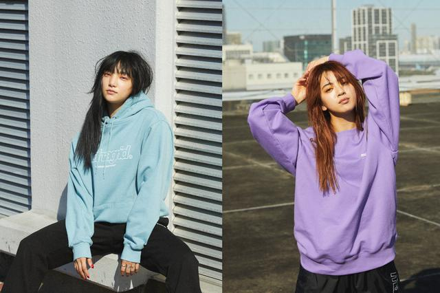 画像: E-girls須田アンナと武部柚那がラジオ「JAPAN MOVE UP」に出演!収録の様子を22日12時から生配信