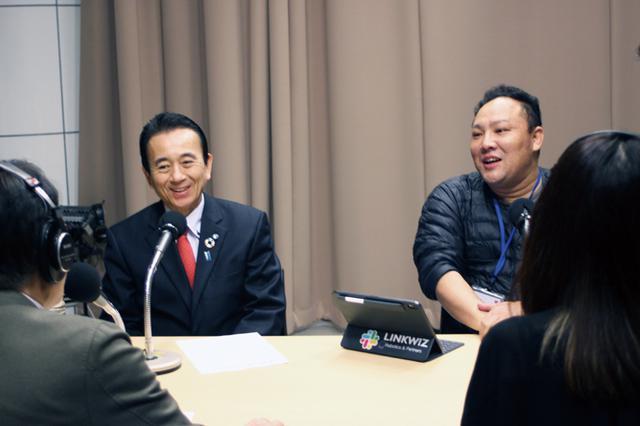 画像: 浜松市で起業家が 多く生まれるわけ( 鈴木康友さん、吹野豪さん)