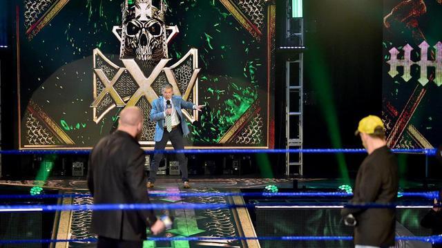 画像: トリプルHの25周年をビンス会長が真面目に祝福「愛してるぞ」【WWE】