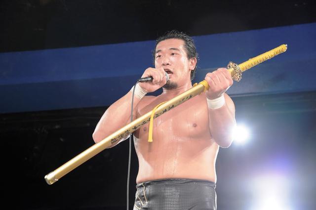 画像: 樋口和貞が遠藤哲哉を下して「KO-D無差別級王座挑戦剣」奪取【DDT】
