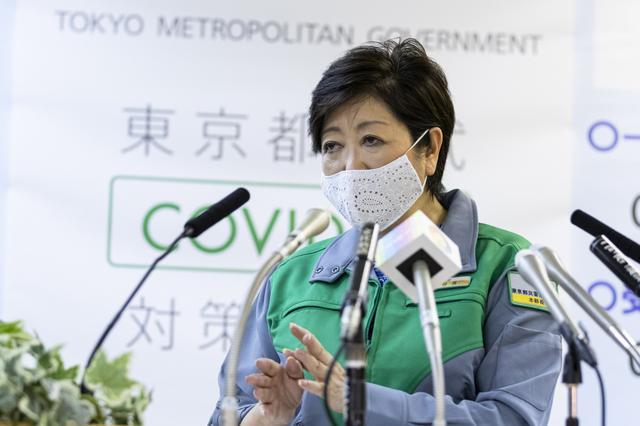 画像: 東京都、事業者への協力金を再び支給
