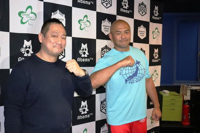画像: 全日本プロレスの秋山準がDDTのゲストコーチに就任。「DDT TV SHOW!」にもレギュラー参戦【DDT】