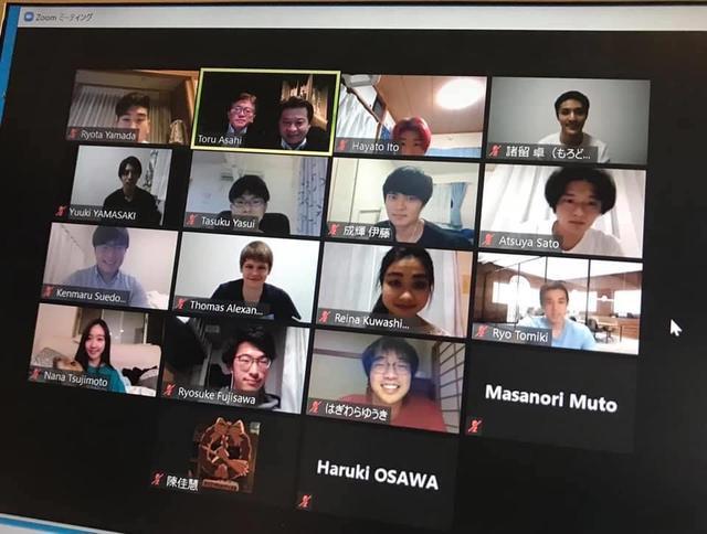 画像: 早大起業家講座トップリダーズマネージメント「BEYOND コロナ」と「WITH コロナ」の2つをテーマとしたオンライン講義がスタート