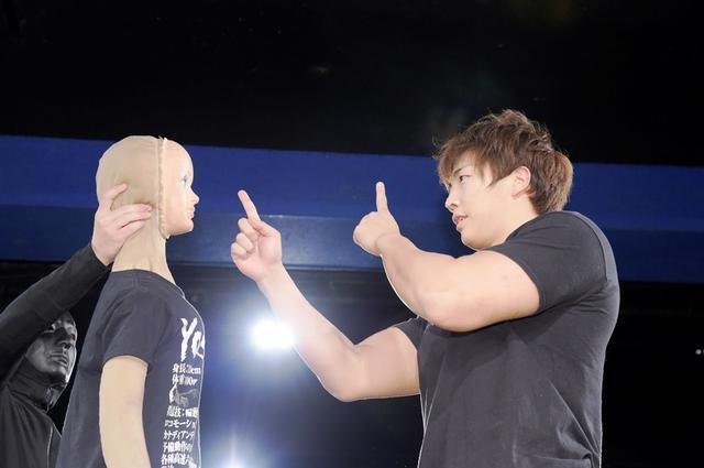 画像: ヨシヒコが勝俣にも勝利。大将・竹下とのシングルマッチが実現濃厚に【DDT】