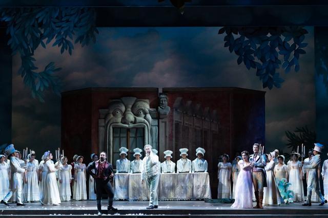 画像: 新国立劇場、オペラの『ドン・パスクワーレ』と『紫苑物語』を配信 人気の「巣ごもりシアター」
