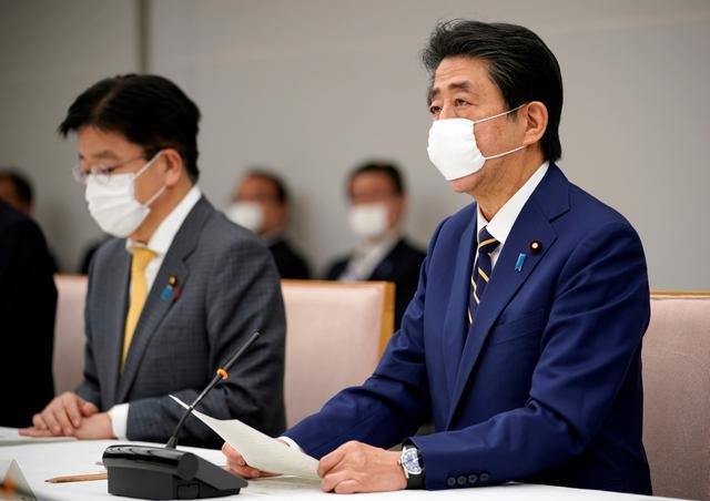 画像: 近畿3府県、緊急事態宣言を解除へ。安倍総理「大阪は商人の街。コロナ時代の新たなモデルを」