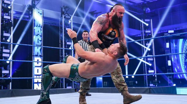 画像: ストローマンvsミズ&モリソンのハンディキャップ王座戦が「バックラッシュ」で決定【WWE】