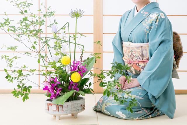 画像: 生け花で前向き志向の効果も。コロナ禍こそ始めたい、おうち華道キット