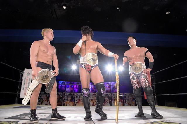 画像: 遠藤哲哉 6・7でのKO-D無差別級王者・田中将斗への挑戦が正式決定【DDT】