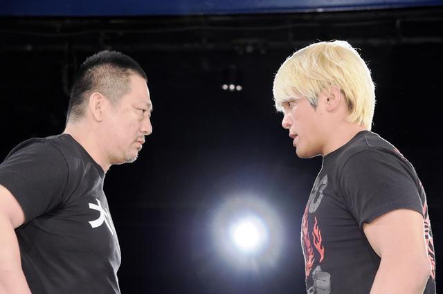 画像: ノア・拳王が「おまえはノアにいなくていい」と高木社長を痛烈批判【DDT】