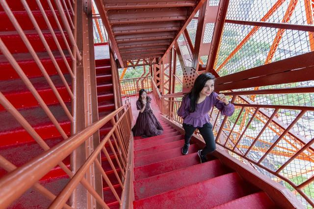 画像: 東京タワー「オープンエア 外階段ウォーク」の開催期間を延長 12日間で1万5000人超が登る
