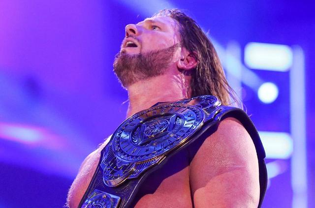 画像: AJスタイルズがトーナメント制してIC王座戴冠【WWE】