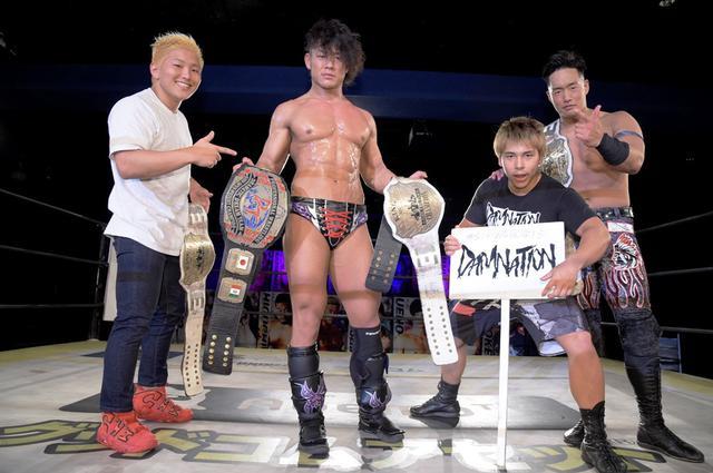 画像: 遠藤哲哉がKO-D無差別級王座初V。6・27新宿でタッグ王座挑戦決定【DDT】