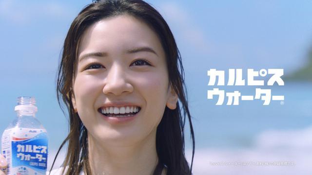 画像: 永野芽郁が先輩に「夏のドキドキ」! 「カルピスウォーター」新TVCM