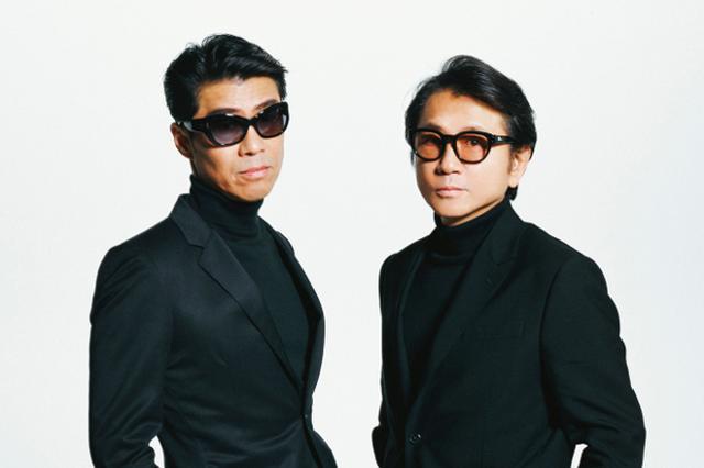 画像: 藤井フミヤと藤井尚之のF-BLOOD、フミヤの誕生日に無観客ライブを生配信
