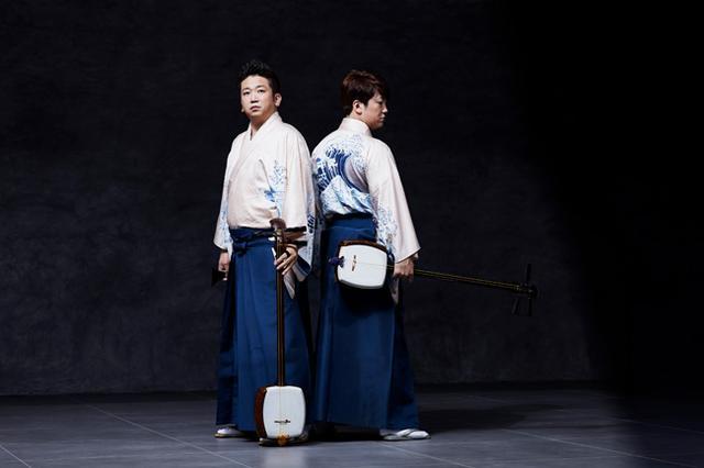 画像: 20周年の吉田兄弟、特別公演でMIYAVI、H ZETTRIOらとコラボ