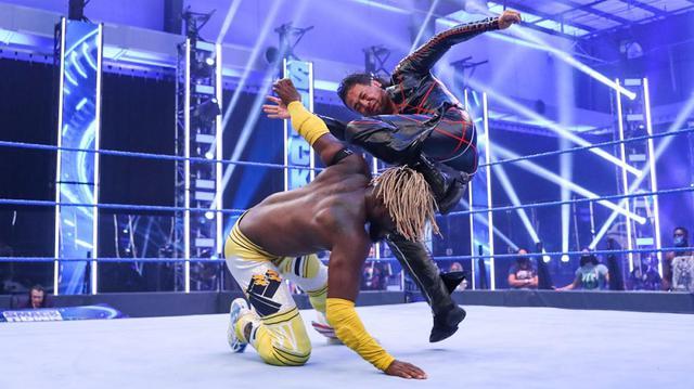 画像: 次週のスマックダウンで中邑真輔とセザーロがついにSDタッグ王座に挑戦【WWE】