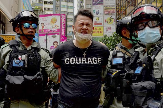 画像: 中国の「一国二制度」形骸化