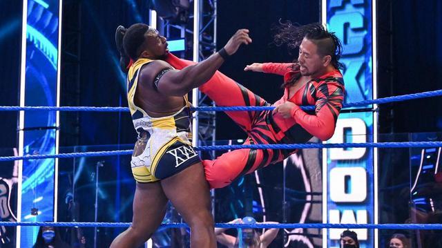 画像: 中邑真輔&セザーロvsニュー・デイのSDタッグ王座戦がPPVで決定【WWE】