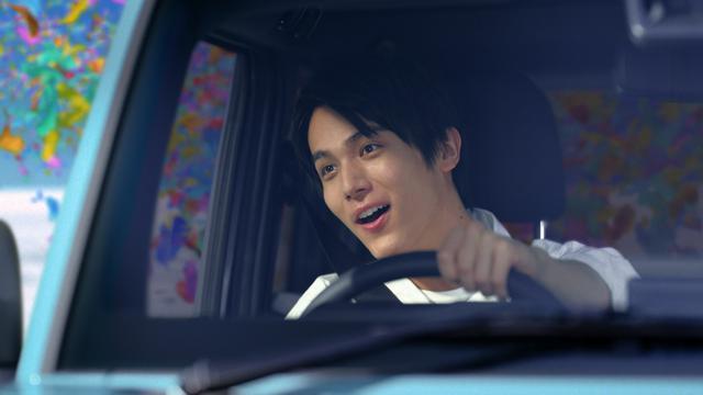 画像: 中川大志「大人になったなあ」新CMで運転姿