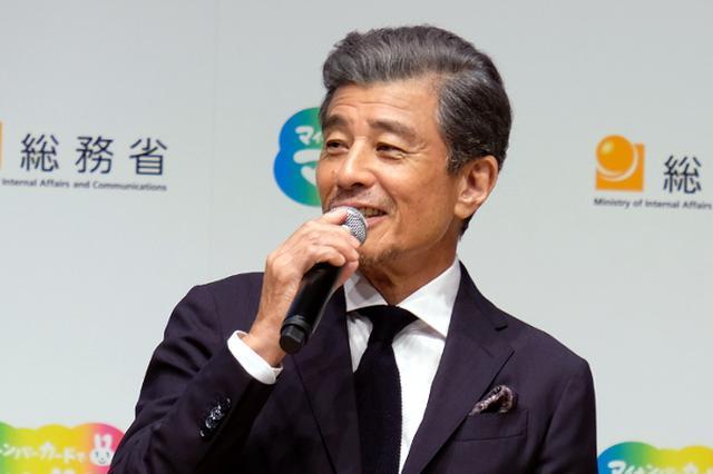 画像: 舘ひろし「今後は渡次第」石原プロ解散発表後初の公の場