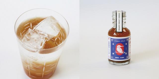 画像: コーヒー豆をスパイスに使った クラフトコーラ「魔法のシロップ」誕生