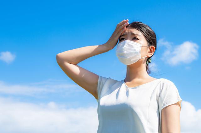 画像: 息苦しい夏の長時間マスク、外すタイミングはいつ?救命救急医が教えるコロナ禍の熱中症対策