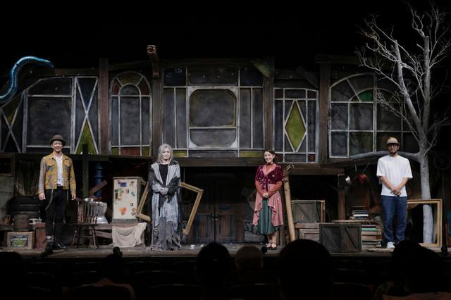 画像: 浜中文一「感謝しかない」主演舞台『スケリグ』で再びステージに