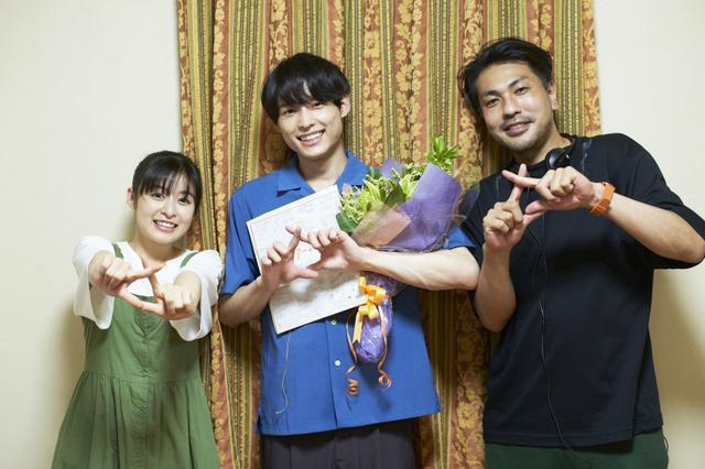 画像: SixTONES松村北斗と森七菜、コロナ禍で撮影した主演作『ライアー×ライアー』無事クランクアップ