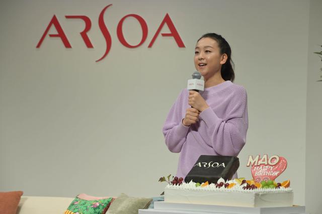画像: 浅田真央、半年ぶりのサンクスツアーに感謝。「ファンの拍手温かい」
