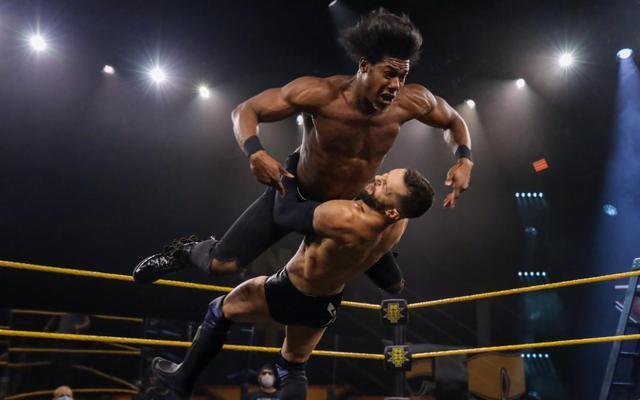 画像: ベイラー、北米王座決定ラダー戦出場ならず【WWE NXT】