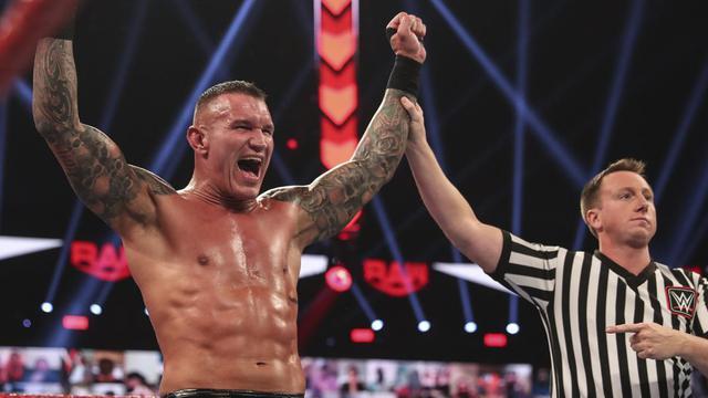 画像: オートンが「クラッシュ・オブ・チャンピオンズ」でのWWE王座挑戦権を獲得【WWE】