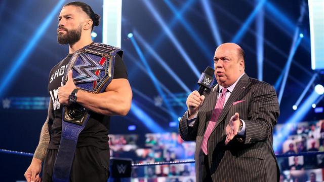 画像: 新王者レインズと従兄弟ジェイ・ウーソズの王座戦が「クラッシュ・オブ・チャンピオンズ」で決定【WWE】
