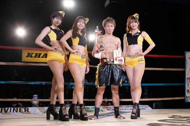 画像: 夢がかなうトーナメントで鵜澤悠也が優勝。KHAOSガールズとの食事会をゲット【KHAOS】