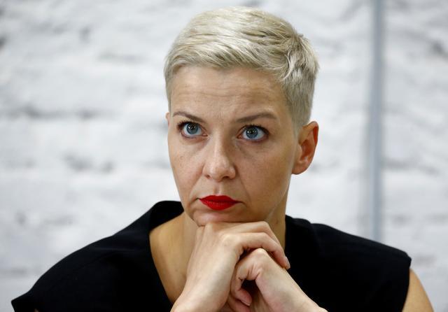 画像: ベラルーシで反体制派の女性幹部コレスニコワ氏が拉致される