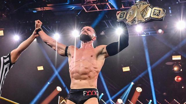 画像: ベイラーがコールを破ってNXT王座に返り咲き「これがNXTに戻ってきた理由だ」【WWE NXT】