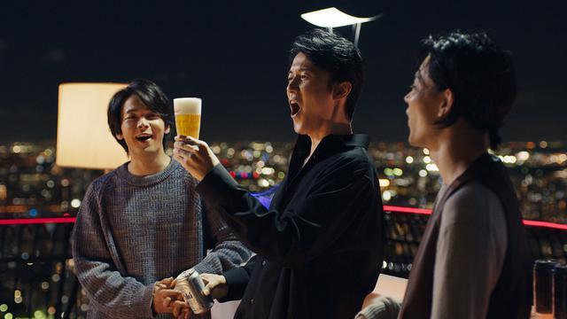 画像: 福山雅治の「飲まないでどうする?」に、菅田将暉と中村倫也がゴクリ
